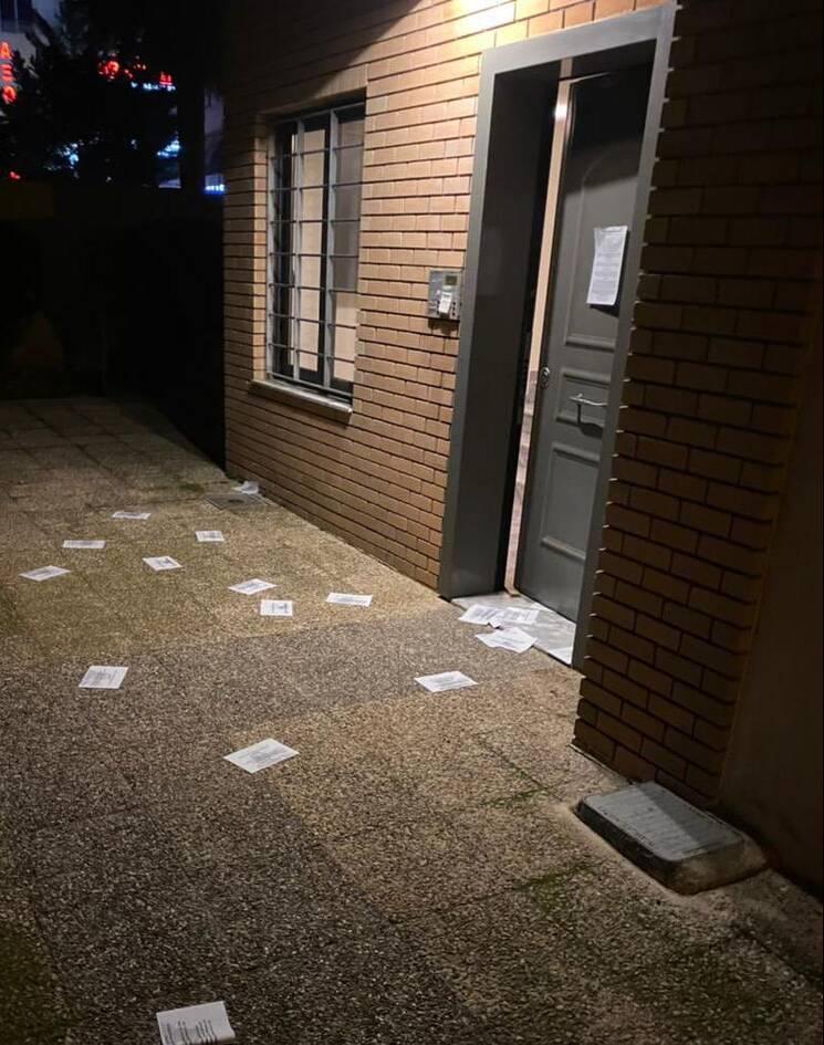 Τρικάκια και απειλητικά μηνύματα στο γραφείο της Κεραμέως - Τι λέει η ίδια (pics)