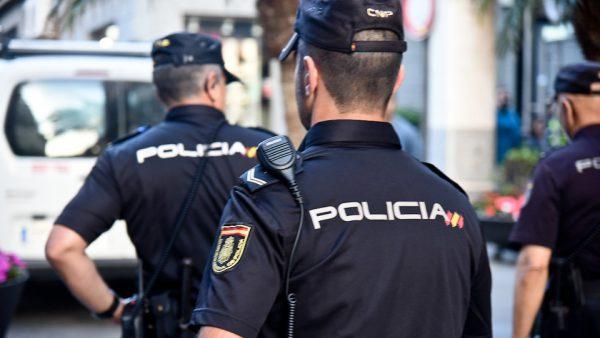 policianacional Ισπανία