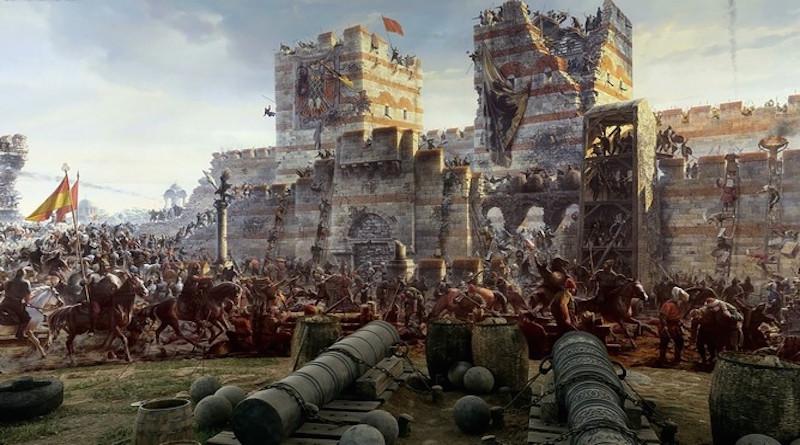 Σαν Σήμερα: 29 Μαΐου 1453 - «Εάλω η Πόλις»