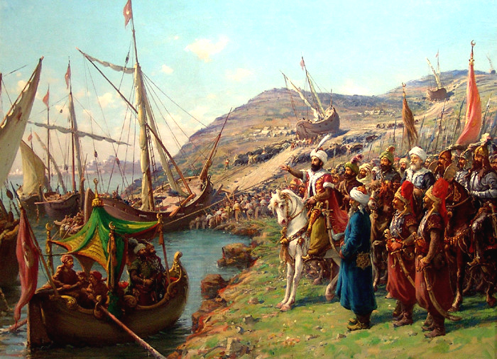 εάλω η πόλις-άλωση Κωνσταντινούπολης