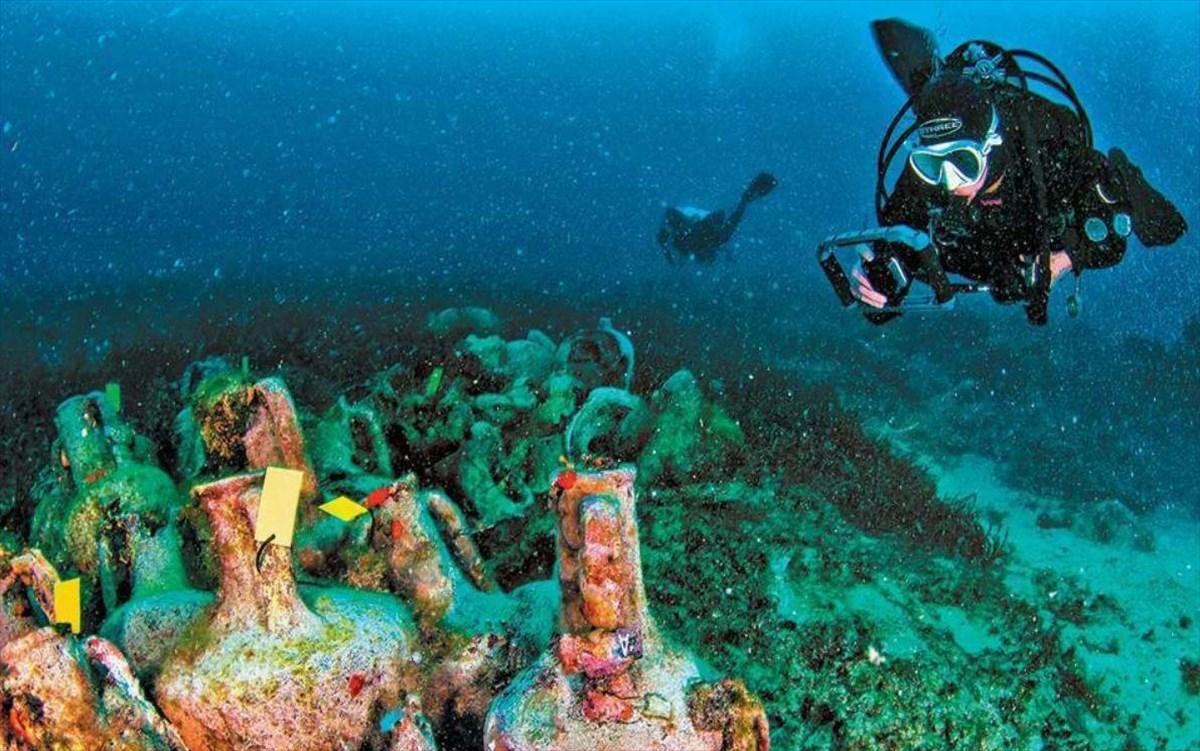 Στην Αλόννησο το πρώτο υποβρύχιο Μουσείο στην Ελλάδα